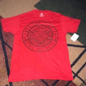 Men's American Fighter shirt large Dennison NWT